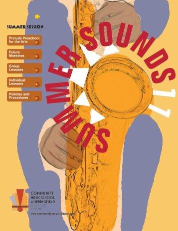 summer session - Community Music School of Springfield