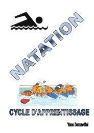 Natation - Esprit Sport