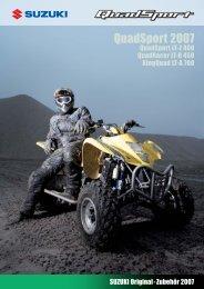 QuadSport 2007 - Suzuki