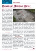 NUMBER 117 APRIL 2009 - The Sussex Archaeological Society - Page 6
