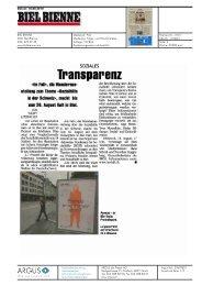 Biel Bienne - Im Fall