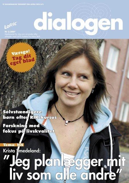 Dialogen 2-2007_dk.indd - Astra Tech