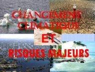 diaporama - Risques Majeurs et Environnement