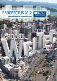 PROSPECTUS 2012 - Wellington Institute of Technology