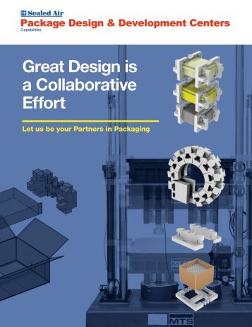 Great Design is a Collaborative Effort - Sealed Air Specialty Materials