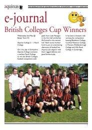 issue 4.indd - Aquinas College