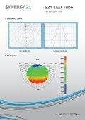 S21 LED Tube - Synergy21 - Page 2