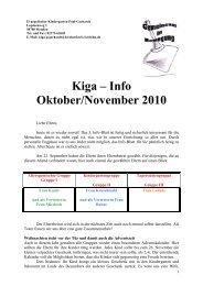 Kiga – Info Oktober/November 2010 - Kirche-in-menden.de
