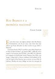 Ensaio - Academia Brasileira de Letras