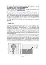 a novel ultra-wideband planar antenna with dual band-notched ...