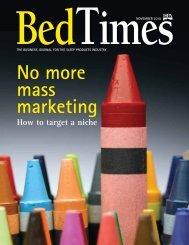 BedTimes magazine November 2010