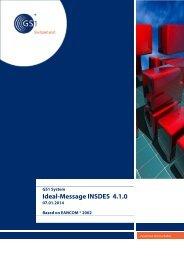 Ideal-Message INSDES 4.1.0 - GS1