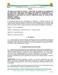 edital processo licitatório nº 038/2011 – prestação de ... - Contag