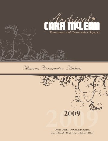 Order Online! - CARR McLEAN