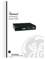0150-0255C Kalatel VDR user manual.doc - UTCFS Global Security ...