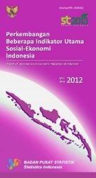 Edisi Mei 2012 - Badan Pusat Statistik