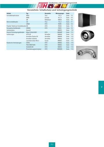 Technische Preisliste Kapitel 07 - 2012/04 - Giesen GmbH ...