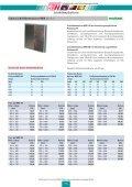 Technische Preisliste Kapitel 07 - 2012/04 - Giesen GmbH ... - Seite 5