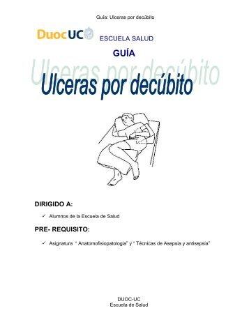 escuela salud dirigido a: pre- requisito - Biblioteca - Duoc UC