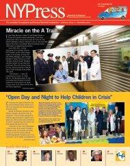 November 2009 - New York Presbyterian Hospital