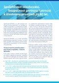 40 let tranzitu zemního plynu přes území ČR - Net4Gas - Page 2
