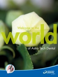 Welcome to the of Astra Tech Dental