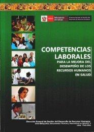 Competencias Laborales para la mejora del desempeño de los ...