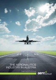 the aeronautics industry in austria - Aeronautics Industries in Austria