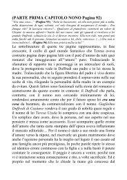 (PARTE PRIMA CAPITOLO NONO Pagina 92) - alphonse doria
