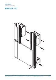 BWM ATK 102 - Gasser Fassadentechnik