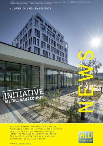 NEW S - Aluminium Fenster Institut