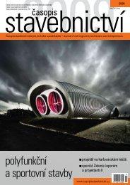 polyfunkční a sportovní stavby - Časopis stavebnictví