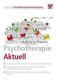 5. Jahrgang | Heft 1 | 2013 Versorgungsstrukturgesetz und neue ...