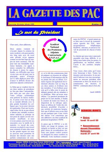 Gazette n° 6 - Serveur OVH