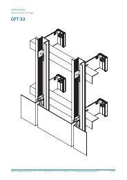 GFT 33 - Gasser Fassadentechnik