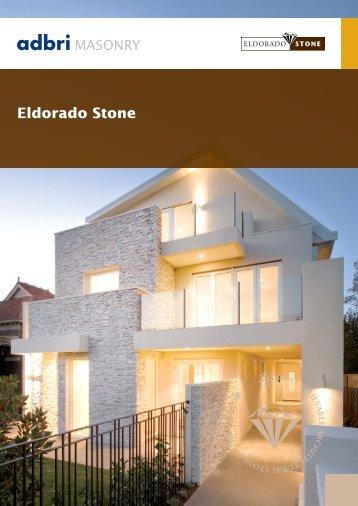 Download Eldorado Stone Brochure