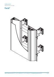Facid® - Gasser Fassadentechnik