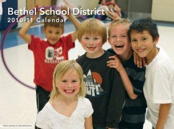 2010 - Bethel School District