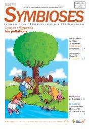 Télécharger le Symbioses entier (PDF 1,26 Mo)