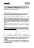Partizipation: Kurzkonzept - Medienzentrum Parabol - Page 5