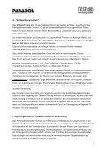 Partizipation: Kurzkonzept - Medienzentrum Parabol - Page 6