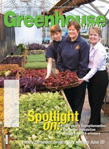 Greenhouse mar05 - Niagara Parks