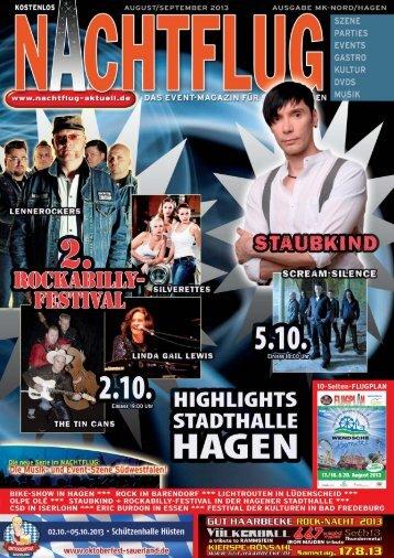 lüdenscheid - Nachtflug-Magazin