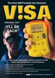 VISA - ambidetector