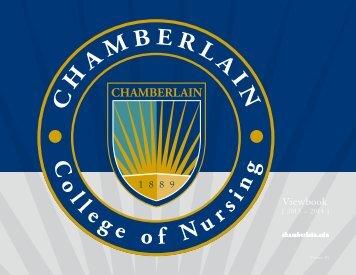 Download the Chamberlain Viewbook
