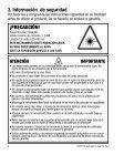 Manual de instrucciones - Johnson Level - Page 4