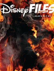 FALL 2010 vol. 19 no. 3 - Disney Vacation Club