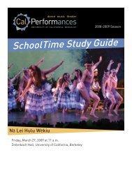 Lei Hulu W Kiu - Cal Performances - University of California, Berkeley