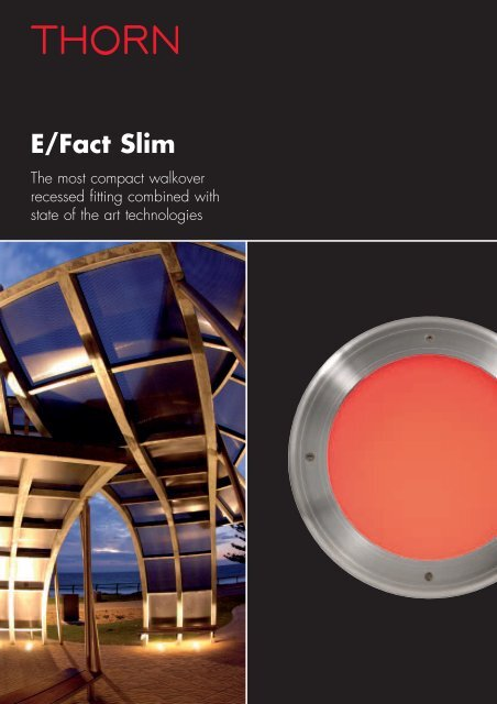 E/Fact Slim - THORN Lighting