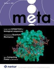 biological sequences Mechanics More Computing - Notur